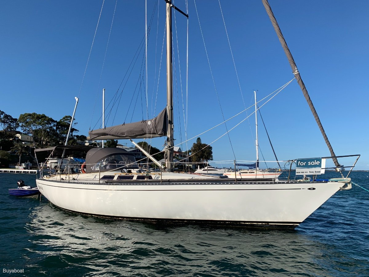 New York 40 Cruising Yacht