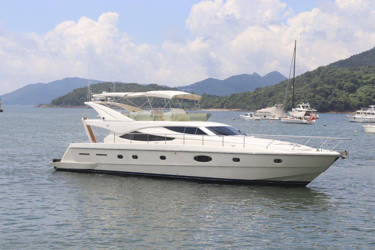 Ferretti 620 2004