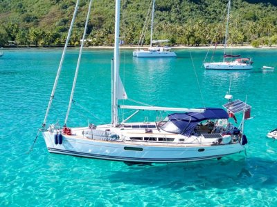 Jeanneau Sun Odyssey 44i 2009 in exellent condition, well equipped.