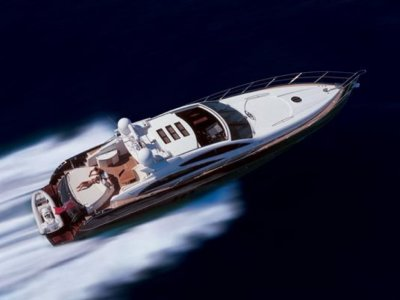 Sunseeker Predator 72 2008-LOW HOURS-MAN 1600HP-Call Today