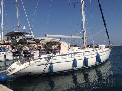 Bavaria 46 Currently cruising Greece