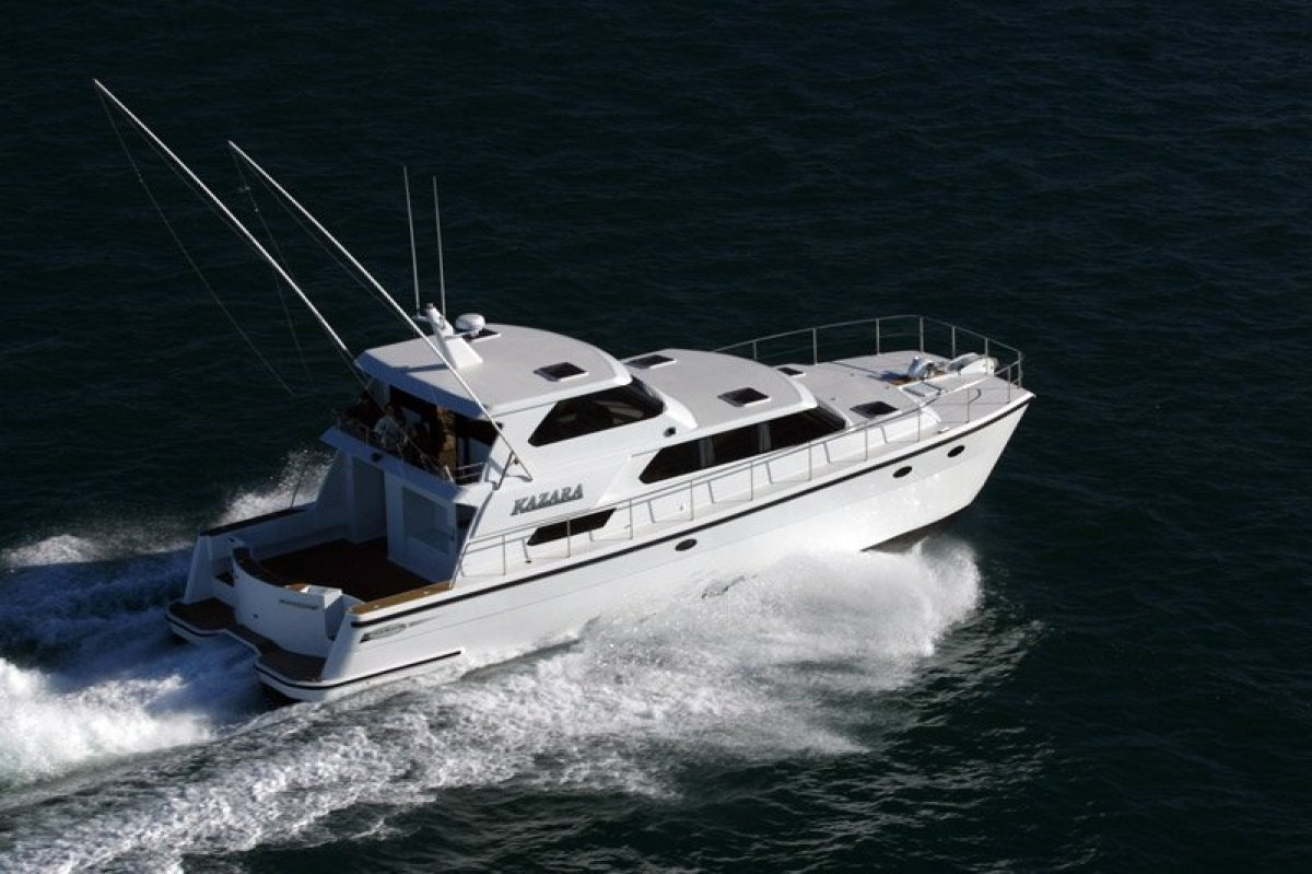 Kingfisher 1500 Mid Pilothouse