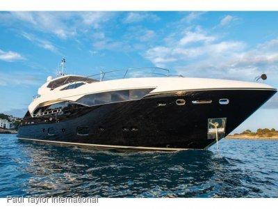 Sunseeker 115 Flybridge Motor Yacht 2013 Predator 115