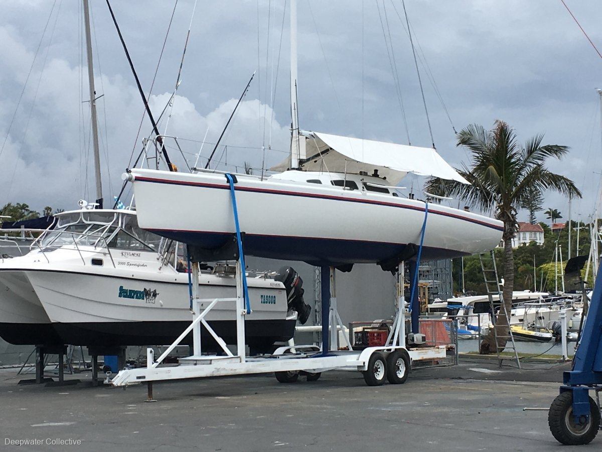 Schock 40 High Performance Sports Racing Yacht
