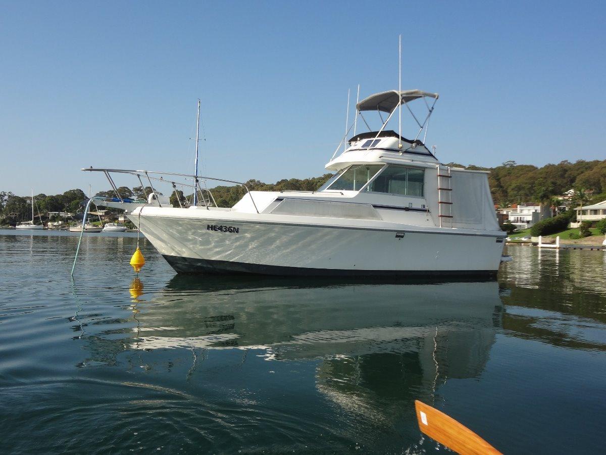 Mariner 28 Flybridge: Power Boats | Boats Online for Sale