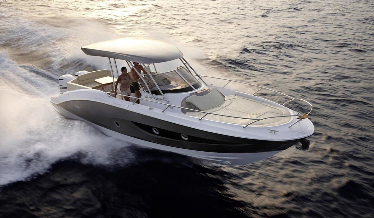 Sessa Key Largo 34 Outboard