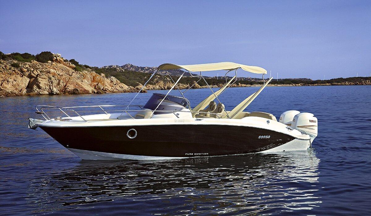 Sessa Key Largo 27 Outboard