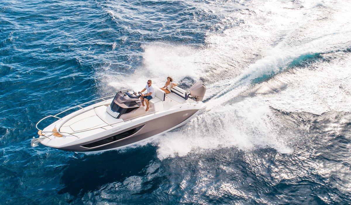 Sessa Key Largo 24 Outboard