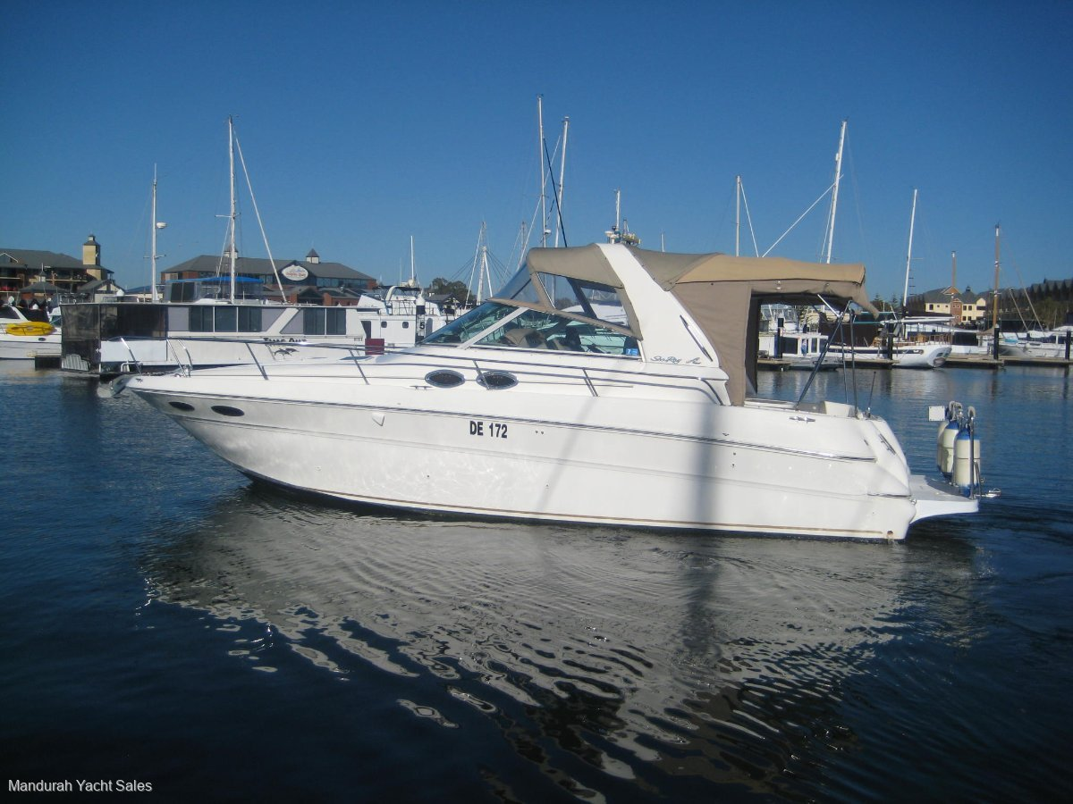 Sea Ray 310 Sundancer ****IMMACULATE PRESENTATION LOW HRS ON REBUILD****
