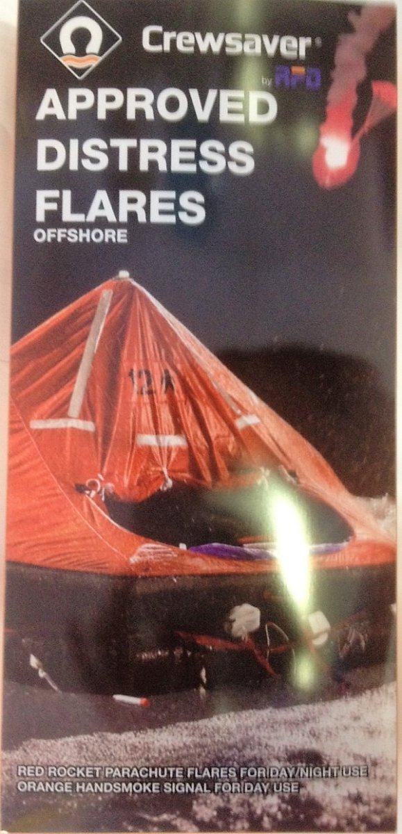 W. A. OFFSHORE FLARE KITS - ONLY $ 145.00