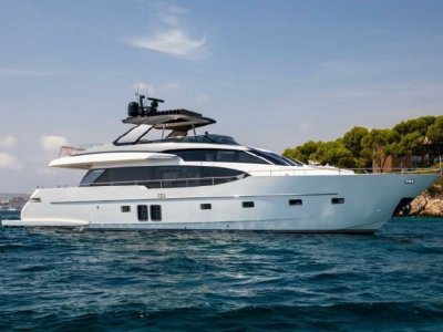 Sanlorenzo SL 78 2018 -LIKE NEW- LOW HOURS - SHIPYARD WARRANTY