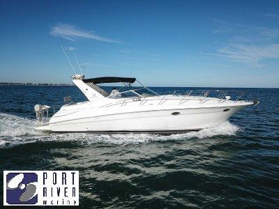 Riviera M370 Sports Cruiser   Port River Marine Services