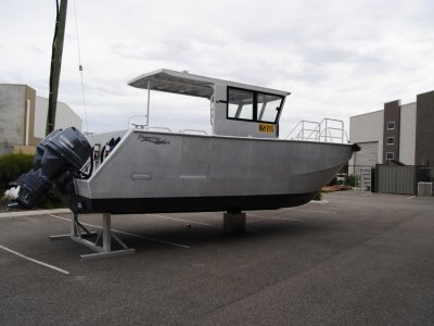 Preston Craft 8.0m Commercial Vessel