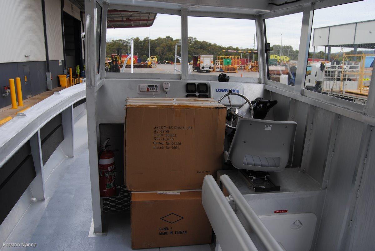 Preston Craft 8.0m Commercial Vessel