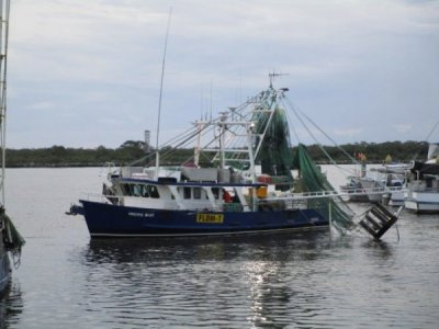 TS423 - Trawler, T1, L3,2000 TEU