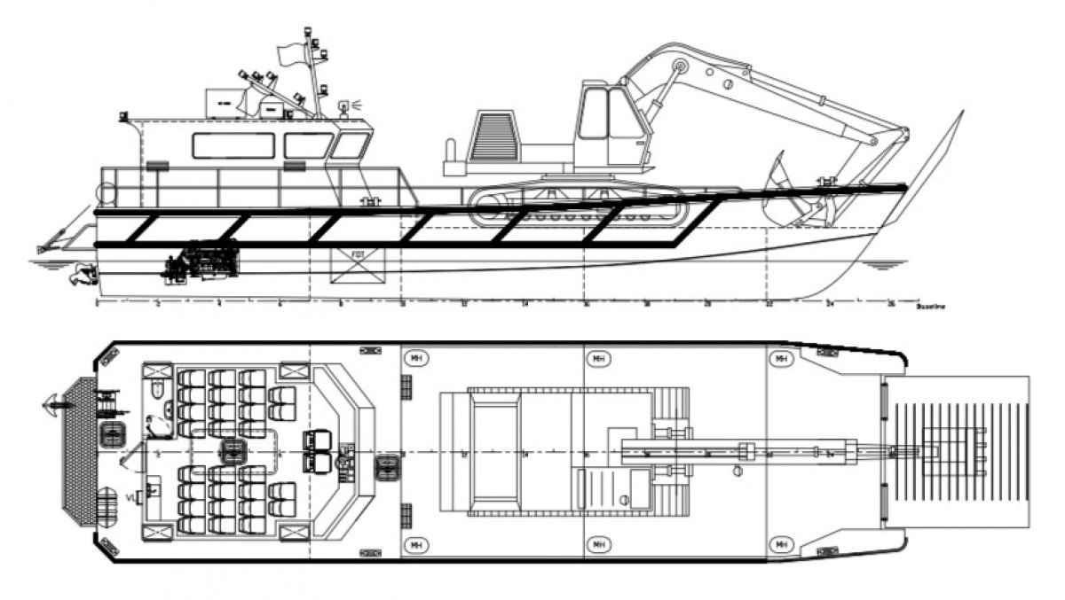 Dundee - NEW BUILD - 20m Landing Craft