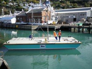 Stark Bros - NEW BUILD - 12m Barge