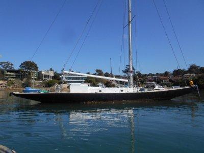 Metre Class Yacht