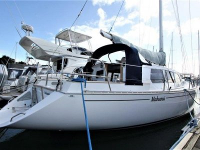 Warwick Motor Sailor 38