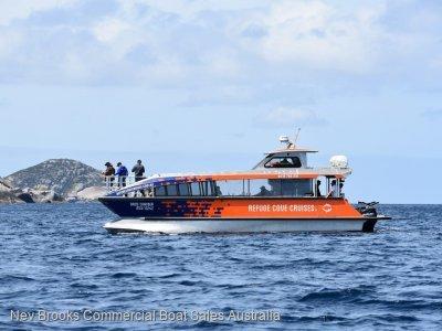 Alumarine 12.0 Z Bow Passenger Catamaran