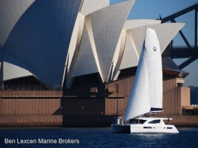 Leopard Catamarans 48- Click for more info...
