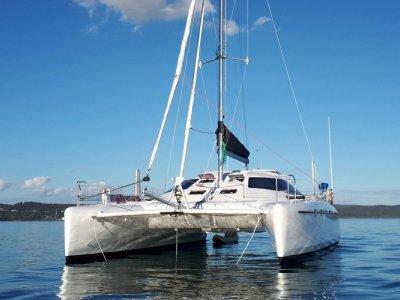 Schionning Wilderness 1100 Catamaran