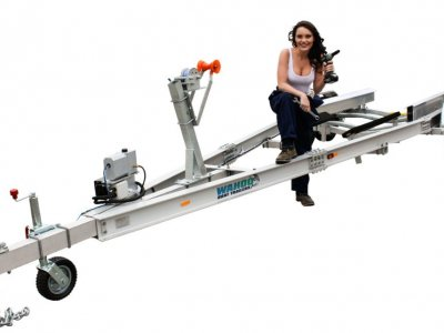 3.4ton Alloy Boat Trailer