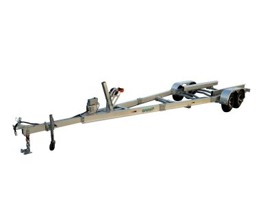 4.5TON ALLOY BOAT TRAILER - ALLOY WHEELS