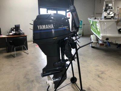 Yamaha 40hp 4 stroke tiller