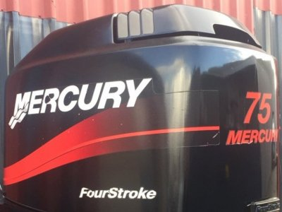 75hp Mercury 4 stroke Ouboard