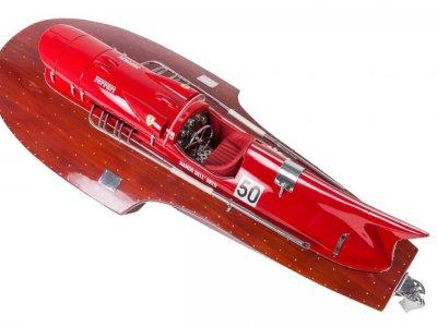 Ferretti REPLICA MODEL BOAT 70 CM