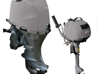 Vented outboard Covers-suit Honda outboards - from only $ 59.00