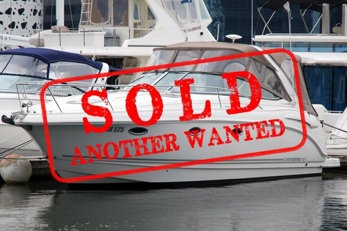 Chaparral 330 Signature - SOLD - ANOTHER WANTED