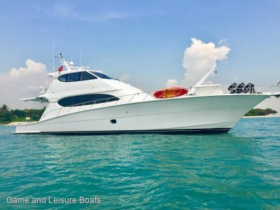Hatteras 77 CONVERTIBLE - 2014 MY