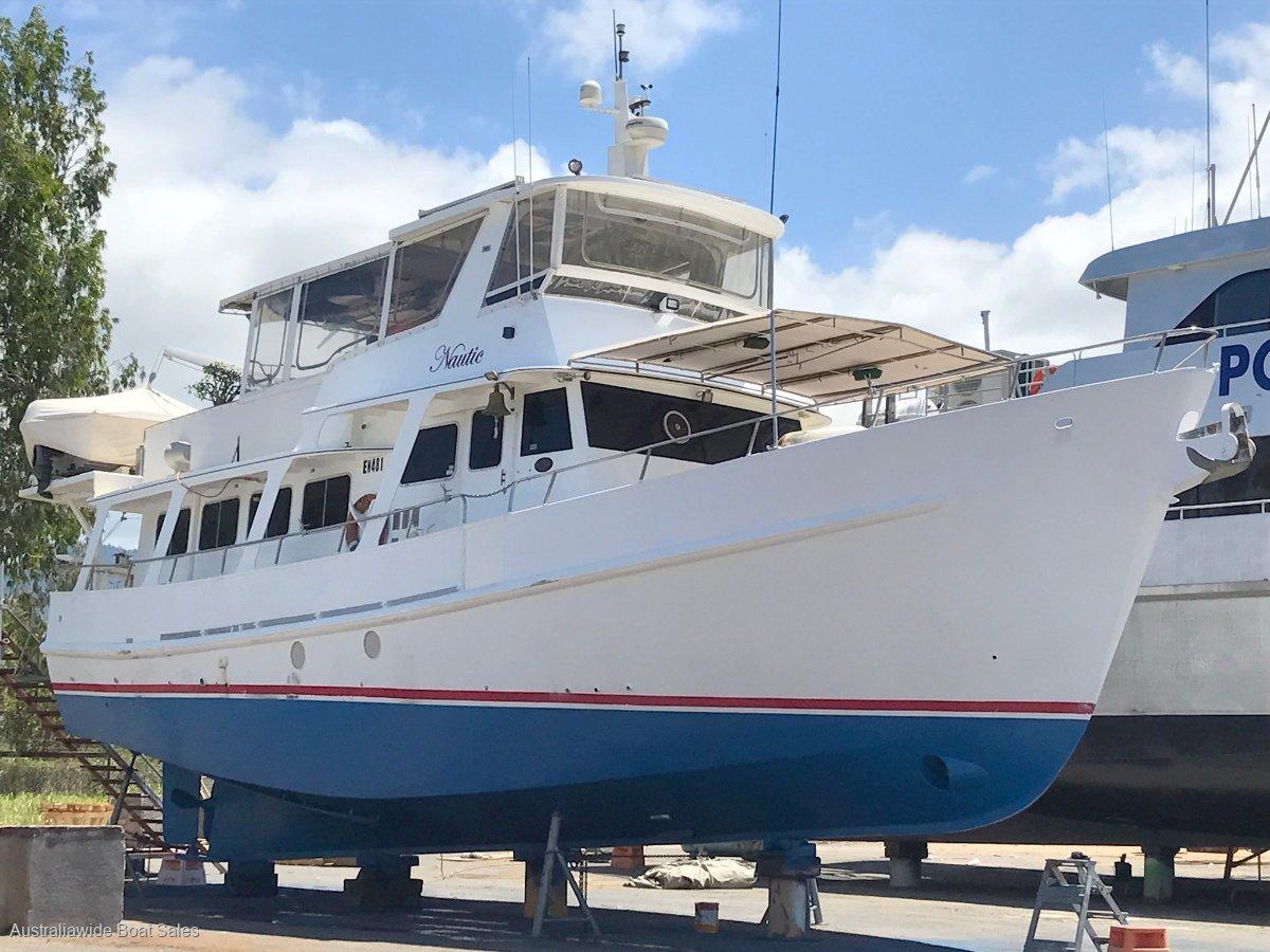 Custom 60 Steel Cruiser