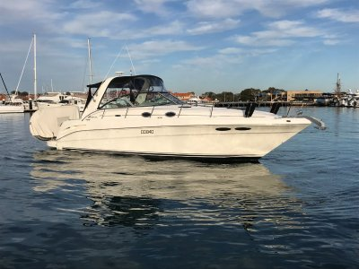 Sea Ray 365 Sundancer