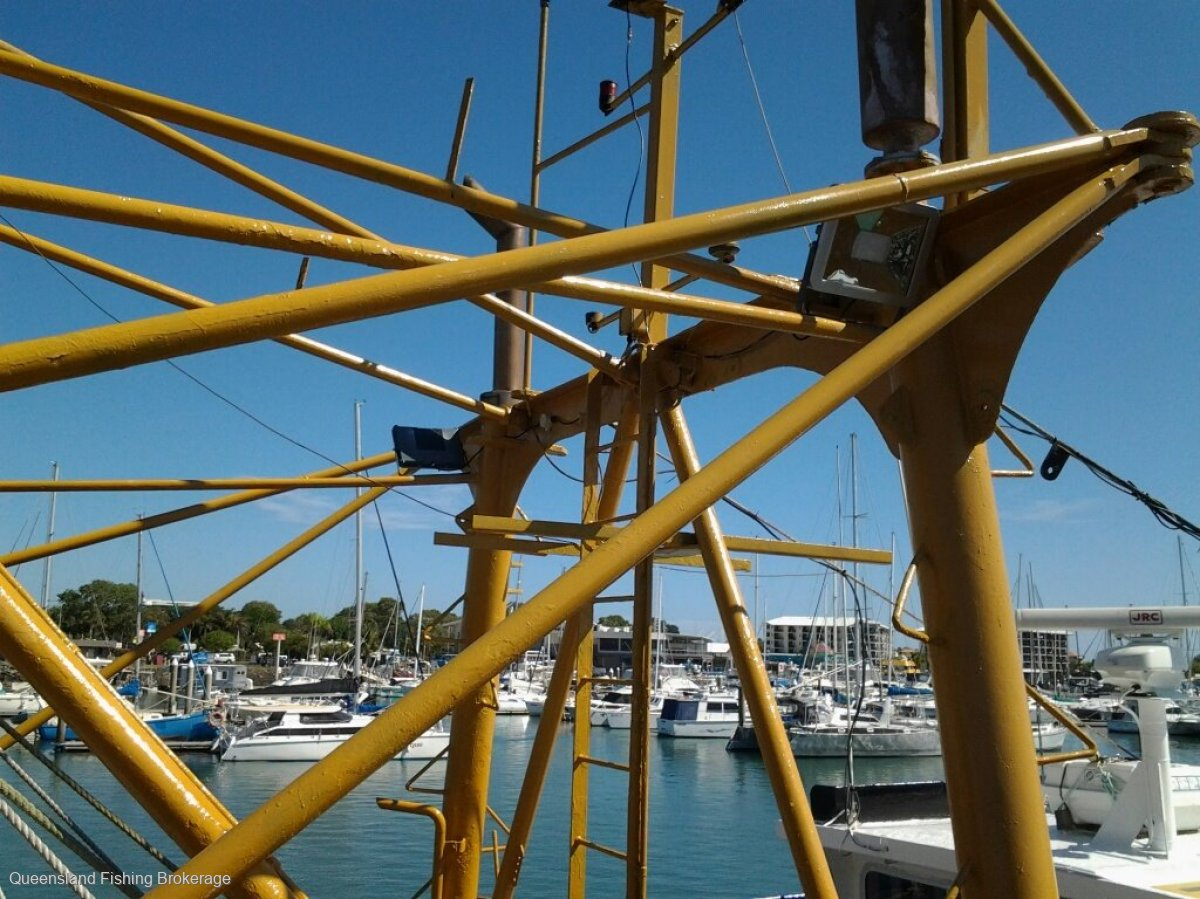 TS425 - East Coast 19.93m Trawler