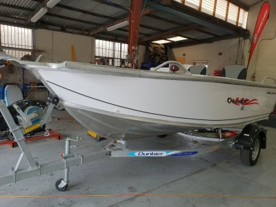 Anglapro Chaser 434 CLX Boat for Sale