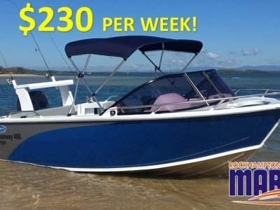 Stessco Breezaway 480 B, M, T PACKAGE FROM ROCKHAMPTON MARINE!!!!