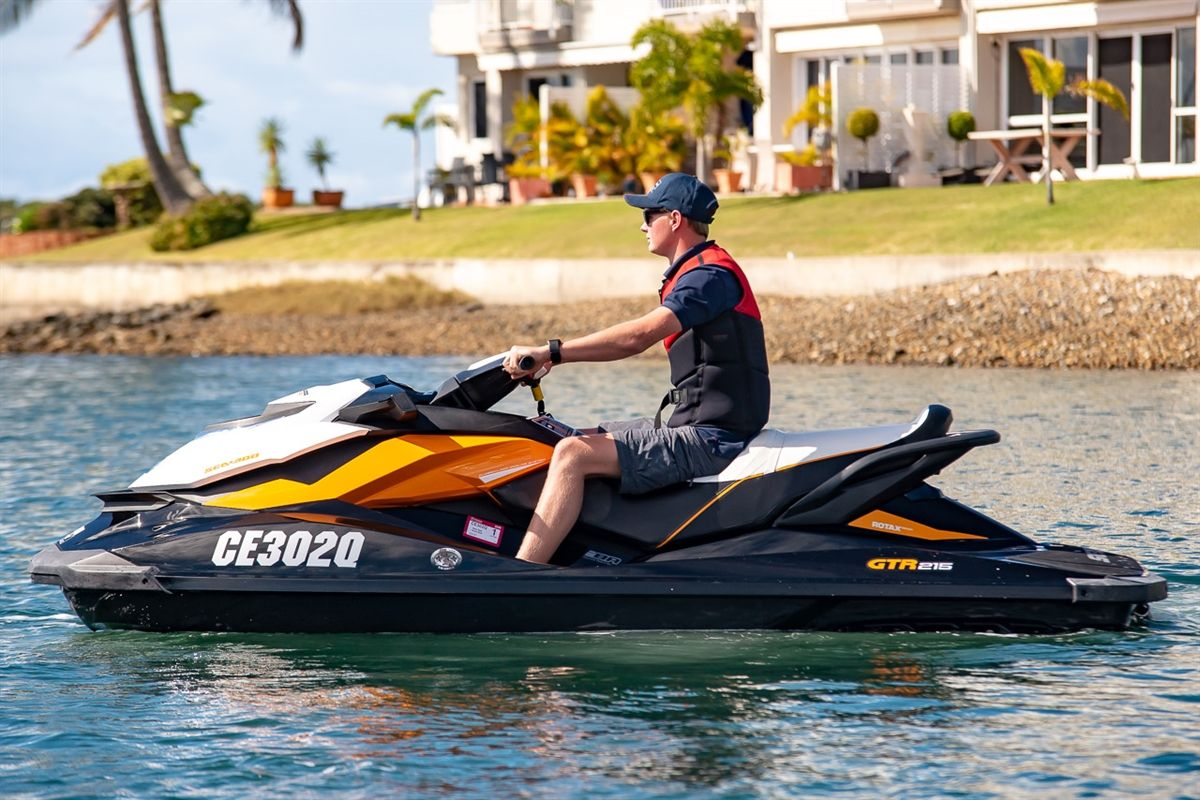Sea-doo Gtr: Power Boats | Boats Online for Sale