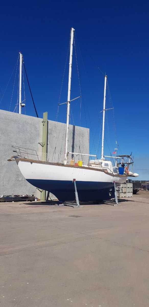 Used Bruce Roberts Ketch 36 for Sale   Yachts For Sale