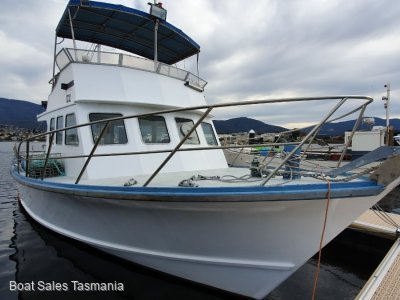 Marko Sambrailo 52' Commercial Fishing Vessel