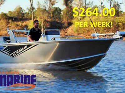 Stessco Gulf Runner 520 SIDE CONSOLE B, M, T PACKAGE FROM ROCKHAMPTON MARINE