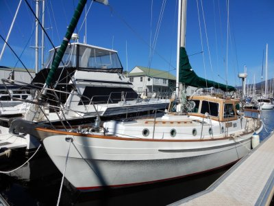 Sail Monohull Boats 35ft(10 67m) to 40ft(12 19m) For Sale in