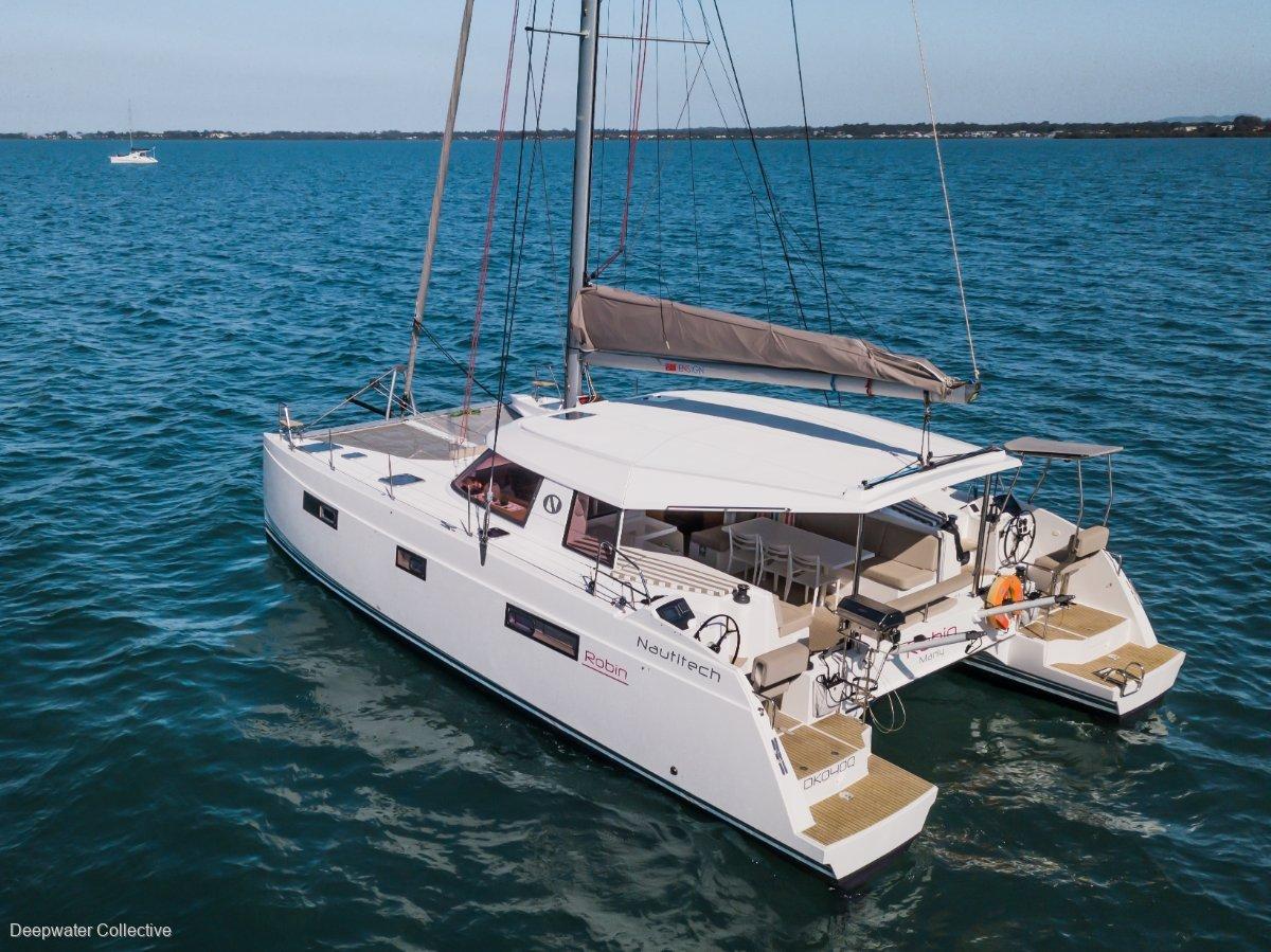 Nautitech 40 Open Cruising Catamaran
