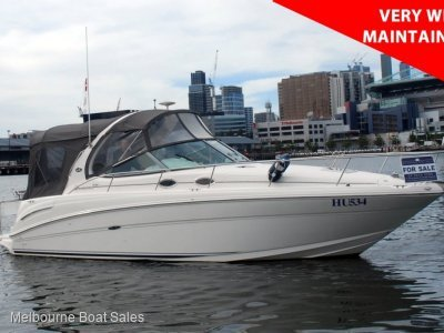 Sea Ray 335 Sundancer - EXTREMELY WELL MAINTAINED