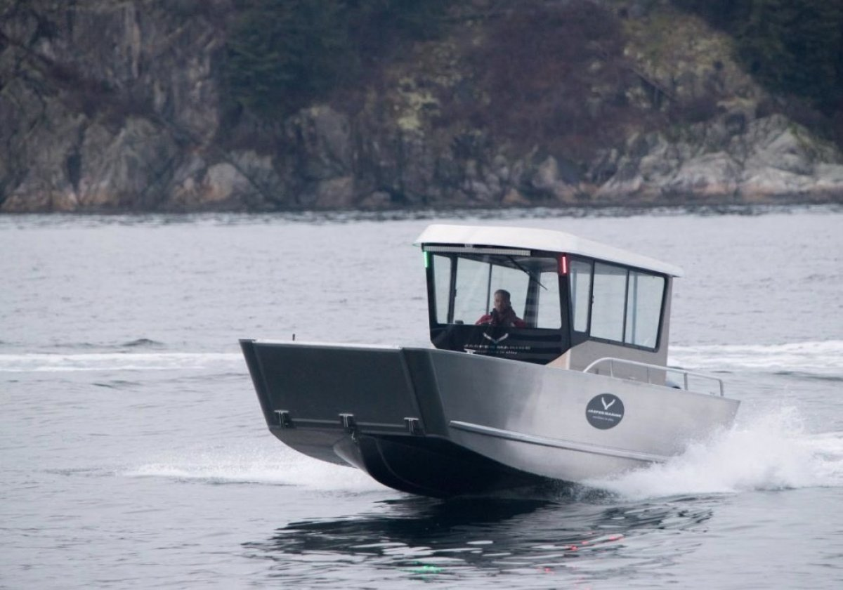 NEW BUILD - LC23 - 25ft Landing Craft