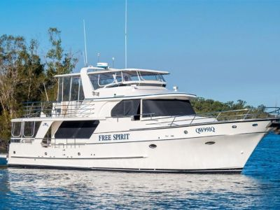 Defever 60 Pilothouse