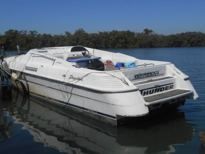 Riviera 44 Diavolo Cheap Price No engines Price just lowered by $5000