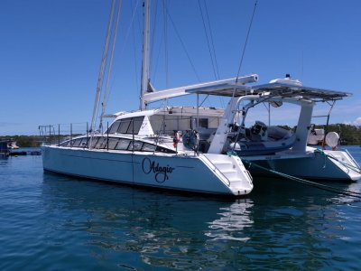 Morrelli And Melvin 52 SUPERB OFFSHORE CAT IMMAC CONDITION Must Sell!